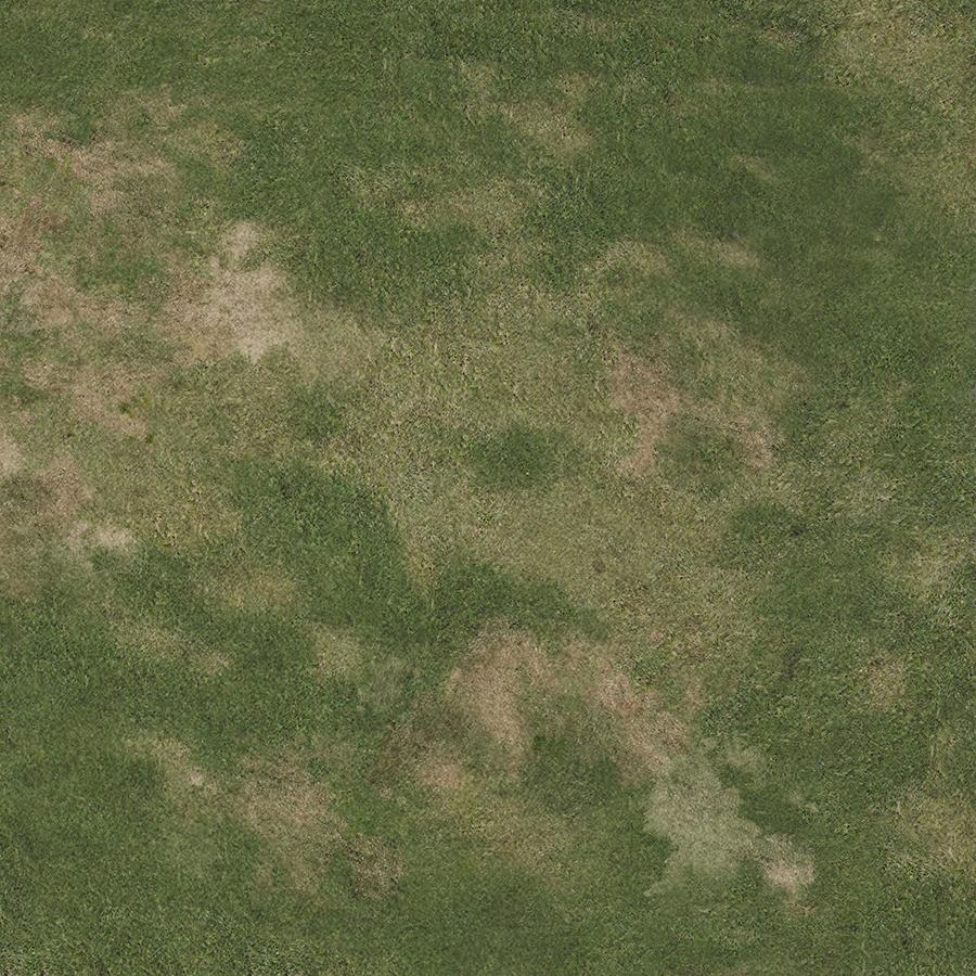 Battlemat Grass Field 4ft X 4ft Game Box