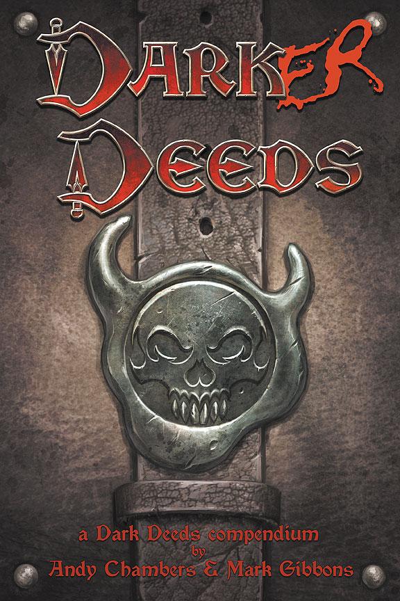 Dark Deeds: Darker Deeds Expansion Box Front
