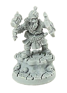 Legendary Heroes: Dwarf Hero 32mm Box Front
