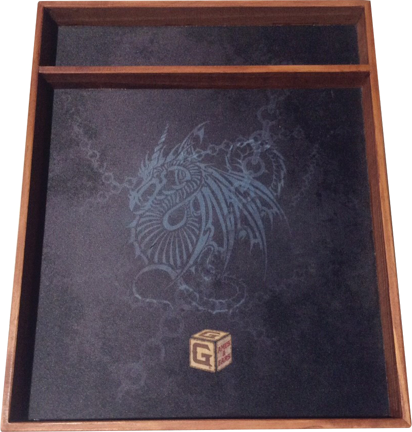 Games And Gears Advance Dice Tray Box Front