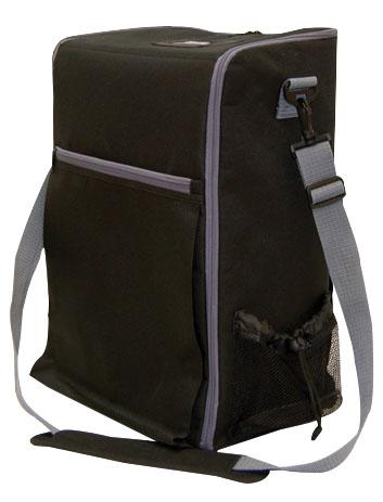 Flagship Gaming Bag: Black (empty) Box Front