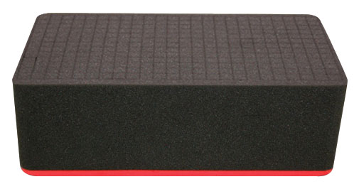 4` Pluck Foam Tray Box Front