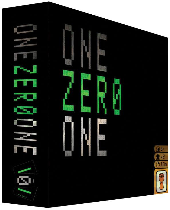 One Zero One Box Front