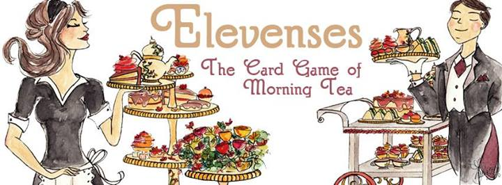Elevenses: The Card Game Of Morning Tea Box Front