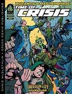 Mutants And Masterminds: Time Of Crisis (ogl) Box Front