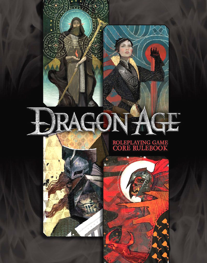 Dragon Age Rpg Core Rulebook Box Front
