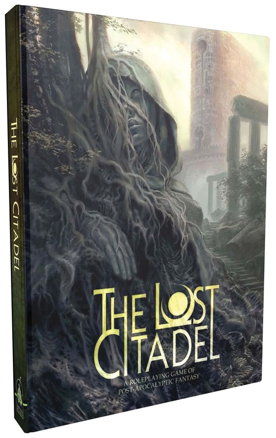 Lost Citadel Rpg: A Setting Sourcebook For 5e Game Box