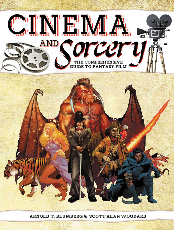 Cinema & Sorcery: The Comprehensive Guide To Fantasy Films Box Front