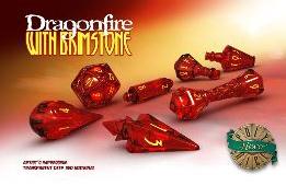 Polyhero Wizard Set - Dragonfire With Brimstone Box Front