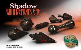 Polyhero Wizard Set - Shadow With Demon`s Eye Box Front