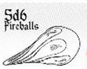 5d6 Fireballs - Dragonfire With Brimstone Box Front