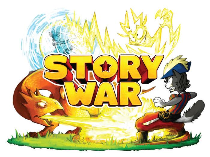 Story War Box Front