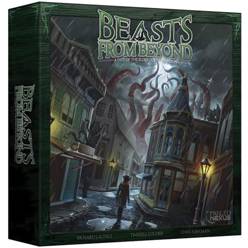 Fate Of The Elder Gods: Beasts From Beyond Expansion Box Front