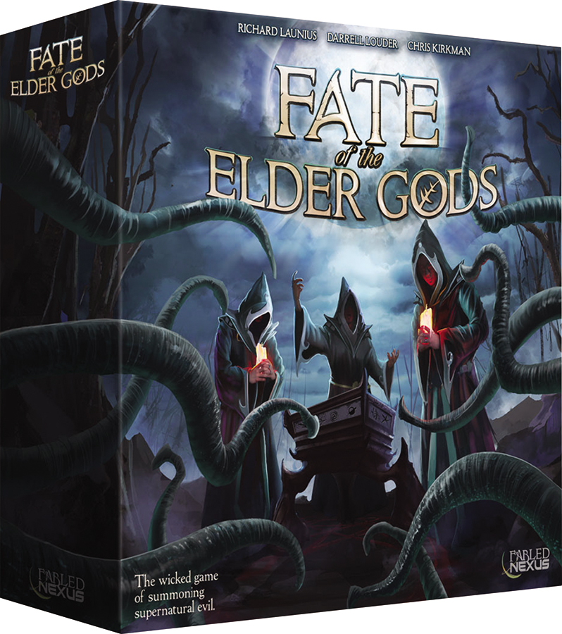Fate Of The Elder Gods Box Front