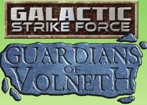 Galactic Strike Force: Guardians Of Volneth Box Front