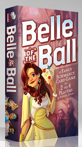 Belle Of The Ball Box Front