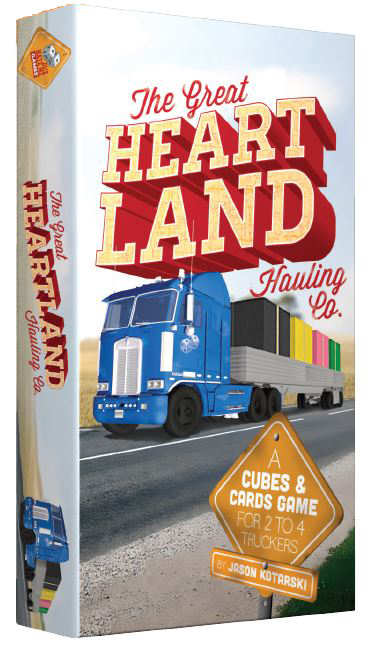 Great Heartland Hauling Box Front