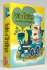 Isle Of Trains Box Front