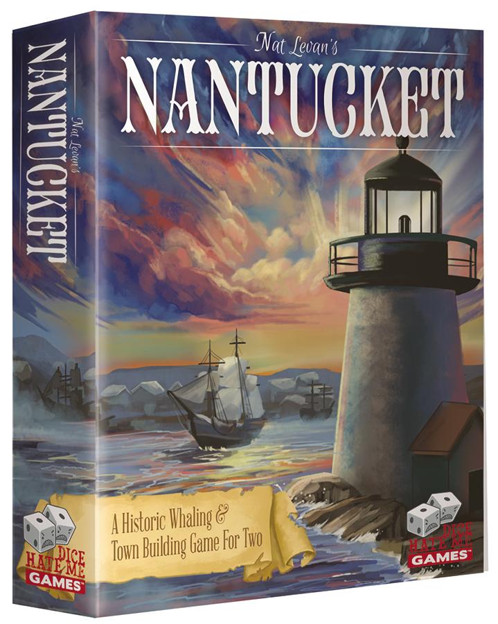 Nantucket Box Front