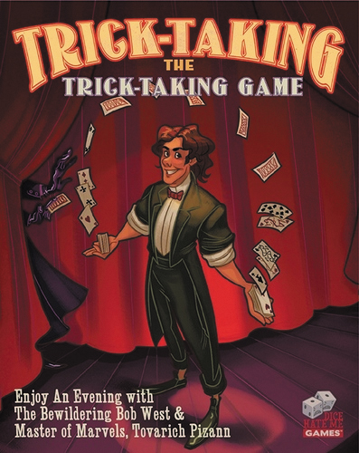 Trick Taking: The Trick Taking Game Box Front