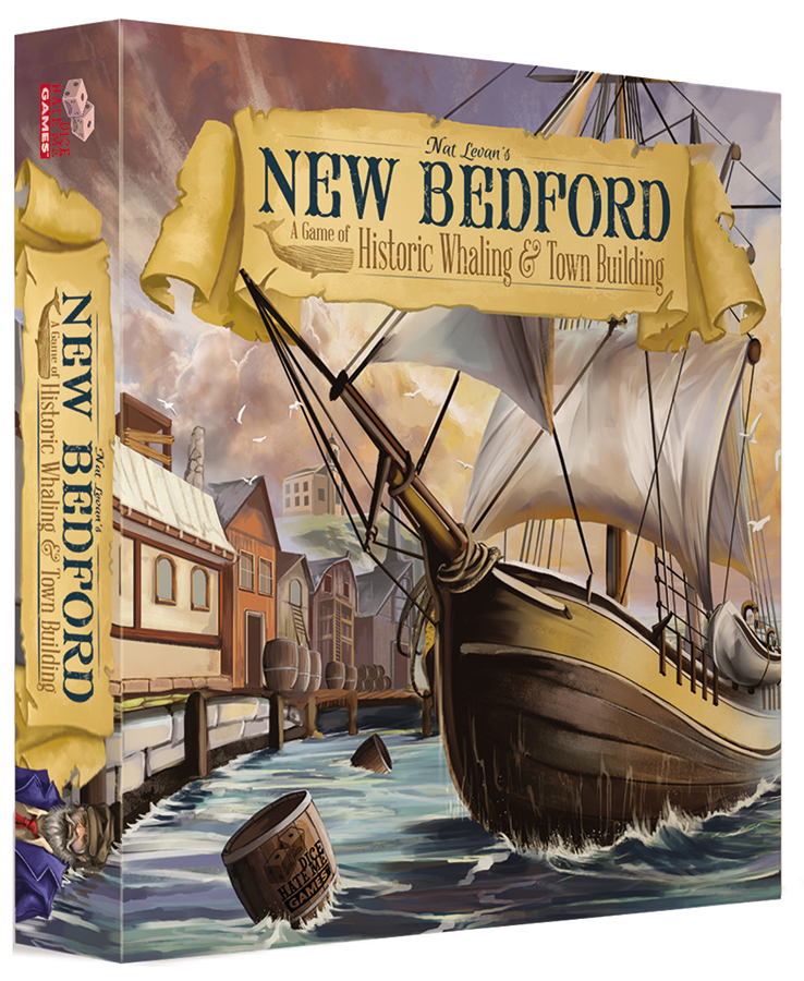 New Bedford Box Front
