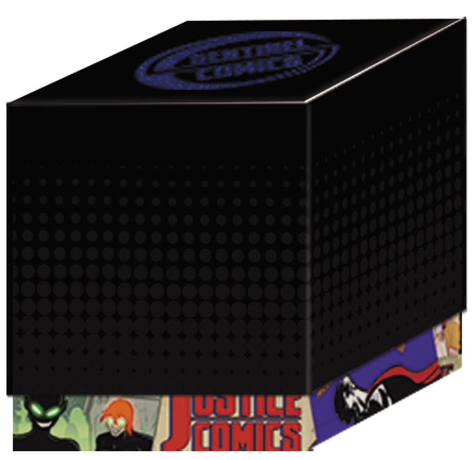 Sentinels Of The Multiverse: 5th Anniversary Foil Hero Collection Box Front