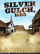 Sentinels Of The Multiverse: Silver Gulch - 1883 Box Front