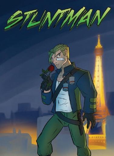 Sentinels Of The Multiverse: Stuntman Box Front