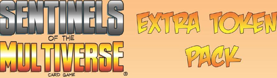Sentinels Of The Multiverse: Extra Token Pack Box Front