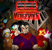 Sentinels Of The Multiverse: Vengeance Box Front