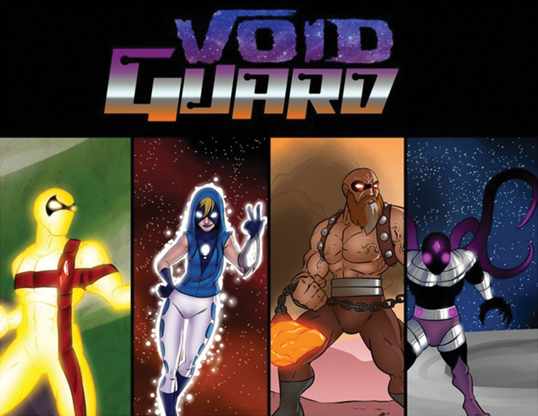 Sentinels Of The Multiverse: Void Guard Box Front