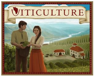 Viticulture: Essential Edition Box Front