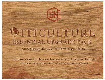 Viticulture: Essential Upgrade Pack Box Front