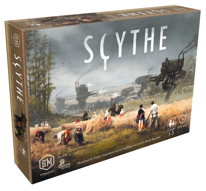 Scythe Box Front