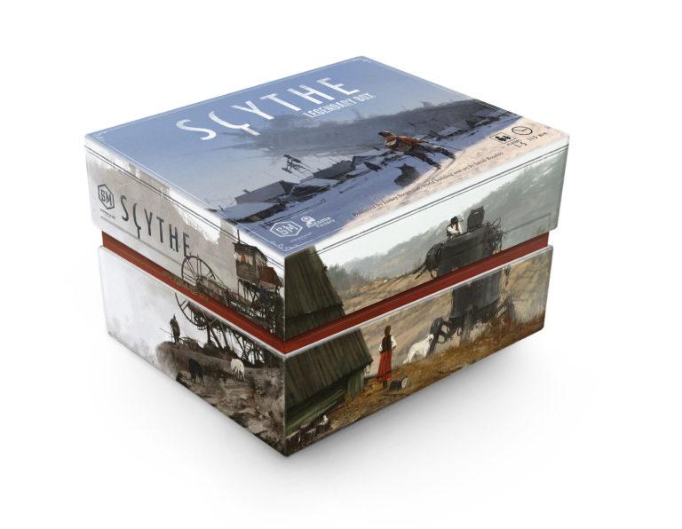 Scythe: Legendary Box Box Front