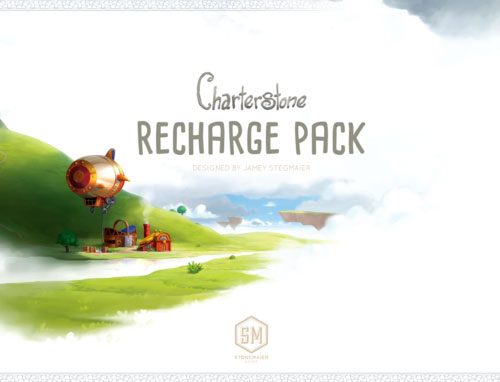 Charterstone: Recharge Pack Box Front