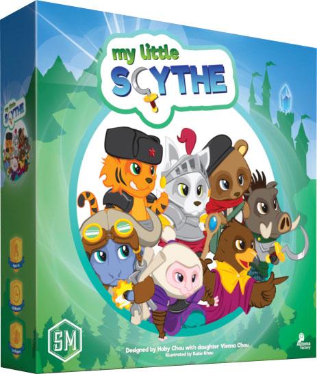 Scythe: My Little Scythe Box Front