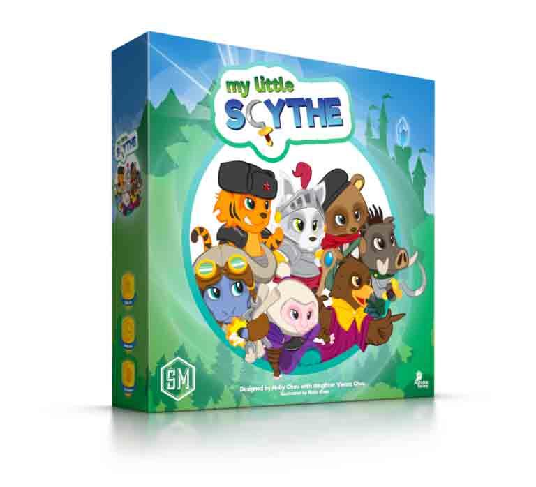 Scythe: My Little Scythe Pre-release Box Front