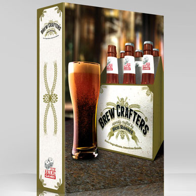 Brew Crafters Box Front