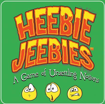 Heebie Jeebies Box Front