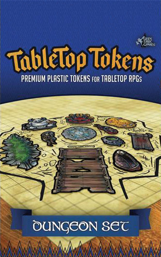 Tabletop Tokens: Dungeon Set Game Box