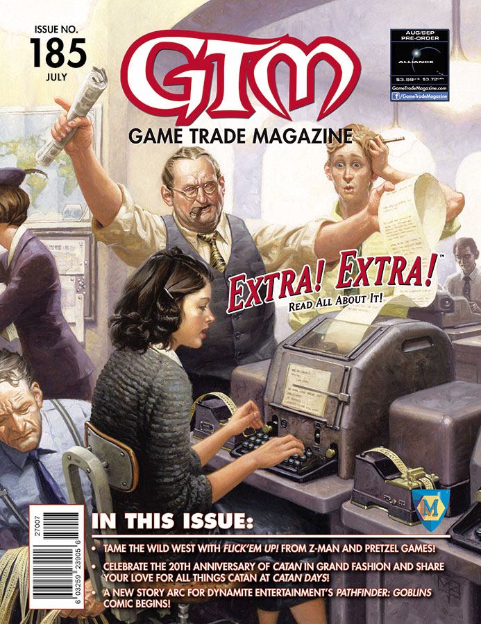 Game Trade Magazine #185 Box Front