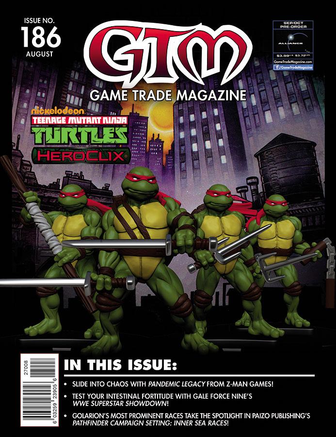 Game Trade Magazine #186 Box Front