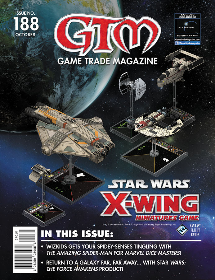 Game Trade Magazine #188 Box Front