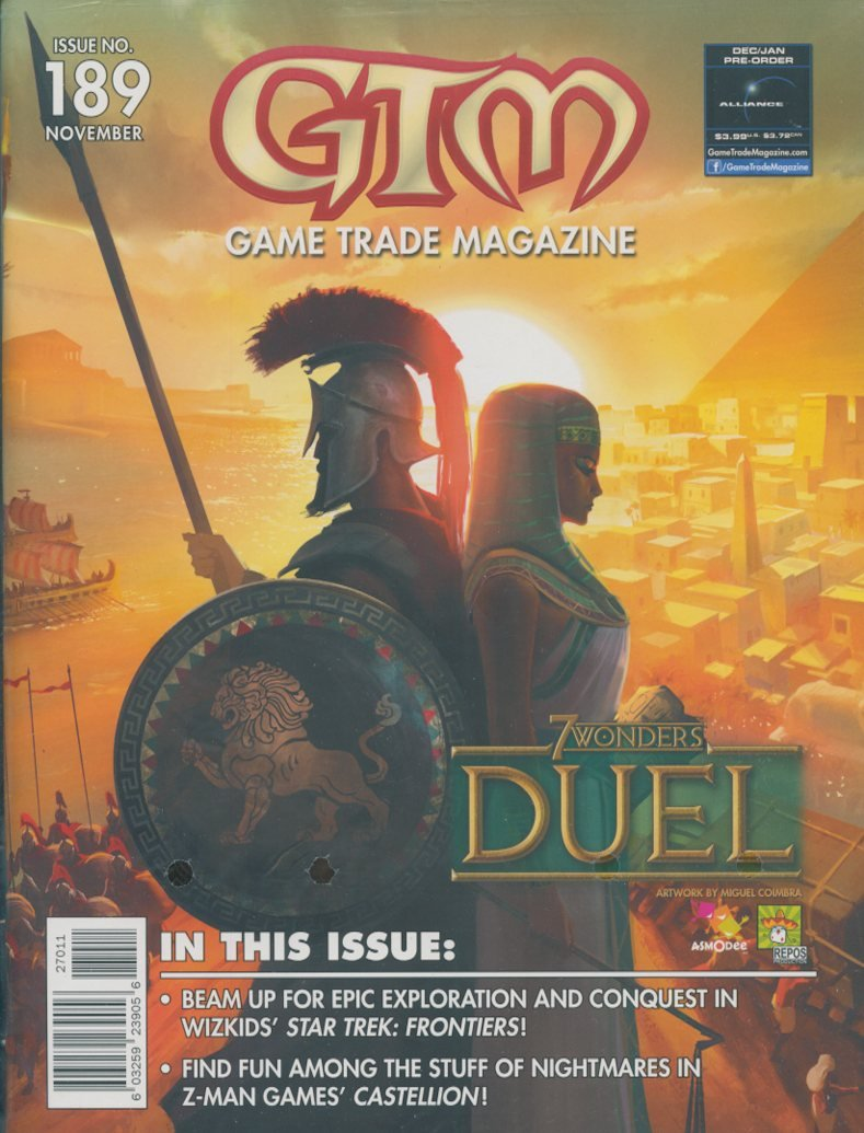 Game Trade Magazine #189 Sale Copy