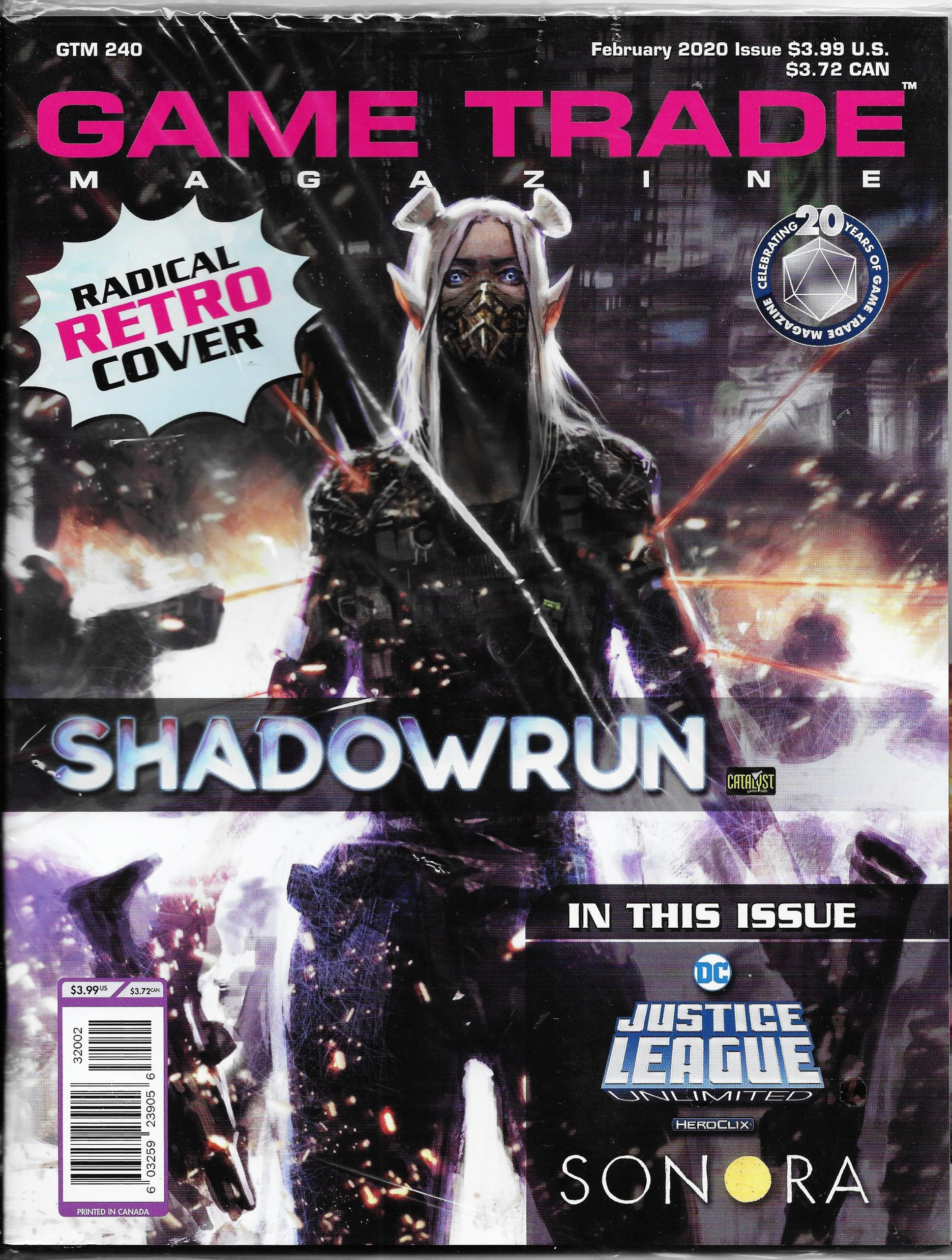 Game Trade Magazine #240 Sale Copy