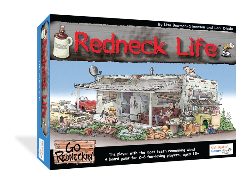 Redneck Life Demo Box Front