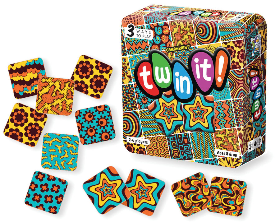 Twin It Game Box