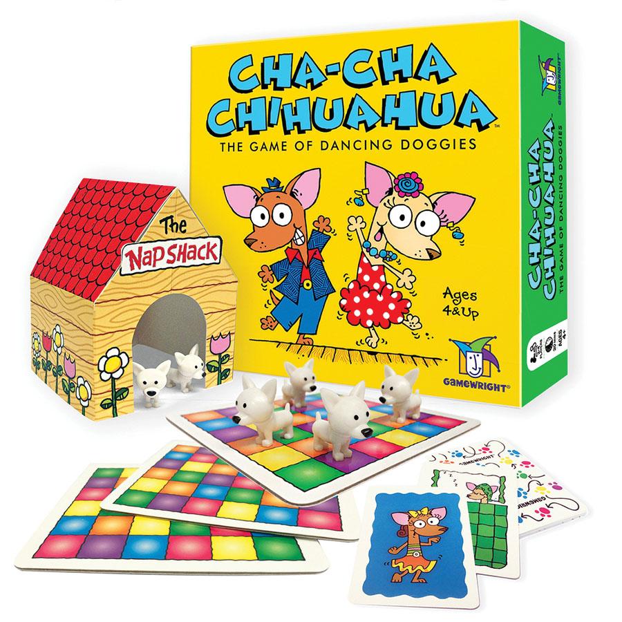 Cha Cha Chihuahua Game Box