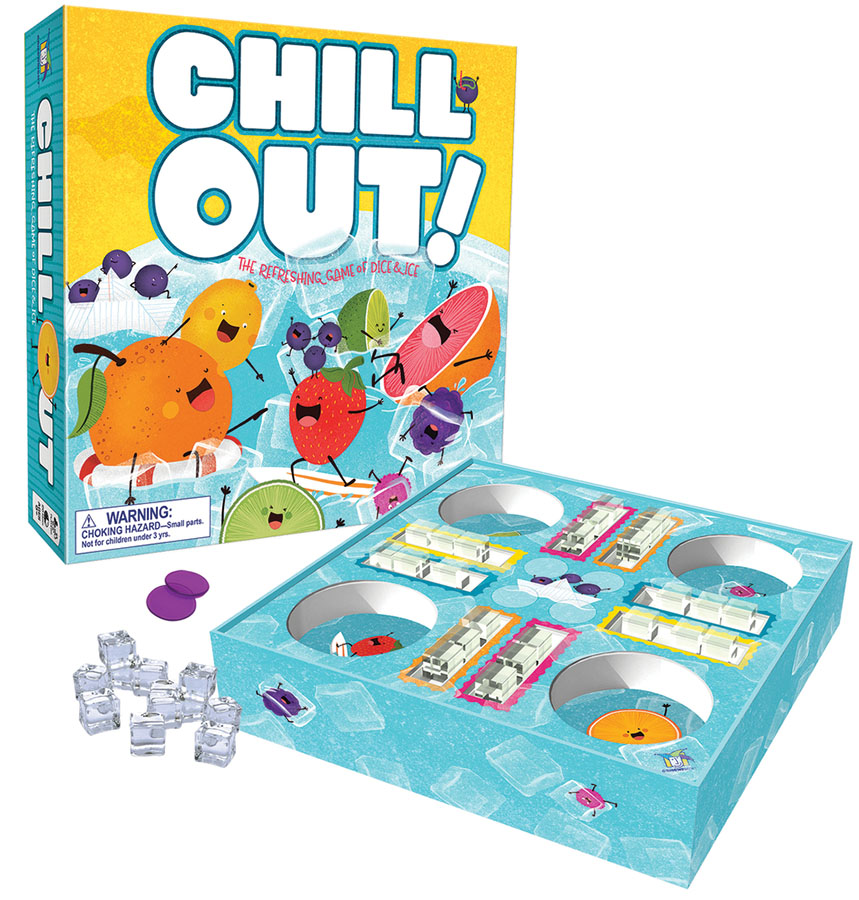 Chill Out Game Box